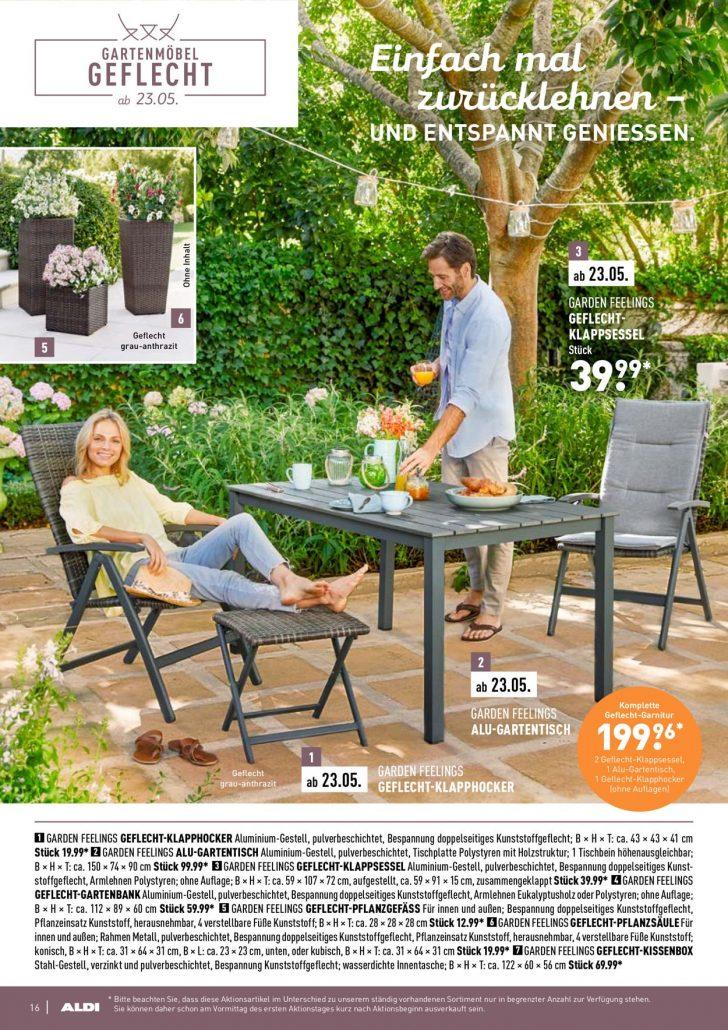 Medium Size of Aldi Nord Aktueller Prospekt 2103 23052019 16 Jedewoche Relaxsessel Garten Wohnzimmer Gartentisch Aldi