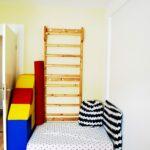 Sprossenwand Kinderzimmer Kinderzimmer Sprossenwand Kinderzimmer Michels Mit 24 Monaten Montessori Blog Regal Regale Weiß Sofa