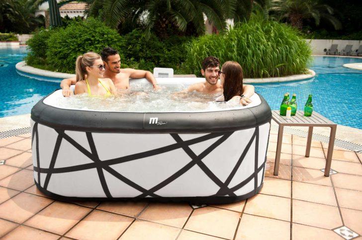 Medium Size of Whirlpool Aufblasbar Aufblasbare Whirlpools Trade Line Partner Garten Wohnzimmer Whirlpool Aufblasbar