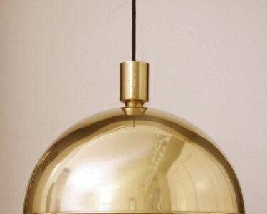 Hängelampen Wohnzimmer Sehr Seltene Messing Hngelampen Deckenlichter Von Florian Schulz