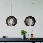 Hängelampen Lampen Aus Holz Wohnzimmer Hängelampen