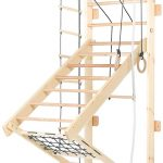 Klettergerüst Indoor Sprossenwand Holz Klettergerst Vergleich Garten Wohnzimmer Klettergerüst Indoor