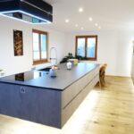 Kücheninsel Wohnzimmer Skywalk Kitchen Schwebende Kchenarchitektur