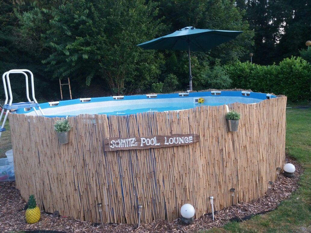 Full Size of Garten Pool Holz Rechteckig Gartenpool Mit Sandfilteranlage 3m Pumpe Obi Kaufen Test Bestway Intex Umrandung Wohnzimmer Gartenpool Rechteckig