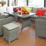 Terrassen Lounge Loungemöbel Garten Holz Möbel Sessel Sofa Günstig Set Wohnzimmer Terrassen Lounge