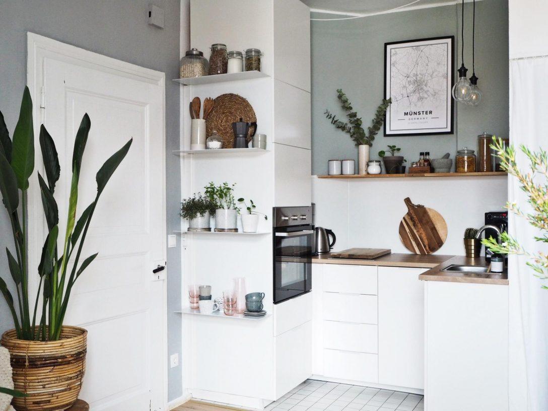 Large Size of Küchenideen Kleine Kchen Grer Machen So Gehts Wohnzimmer Küchenideen
