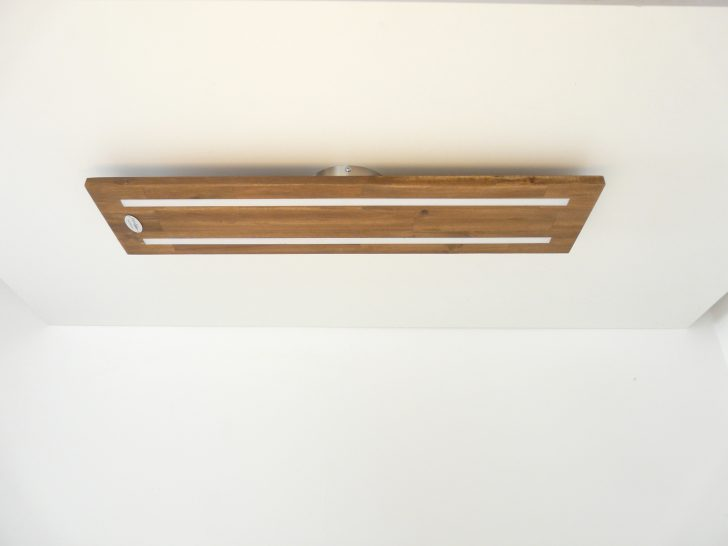 Deckenlampe Holz Akazie Luxina Licht Deckenleuchten Wohnzimmer Esstisch Rustikal Küche Bad Waschtisch Garten Spielhaus Fliesen Holzoptik Regal Weiß Wohnzimmer Deckenleuchte Holz