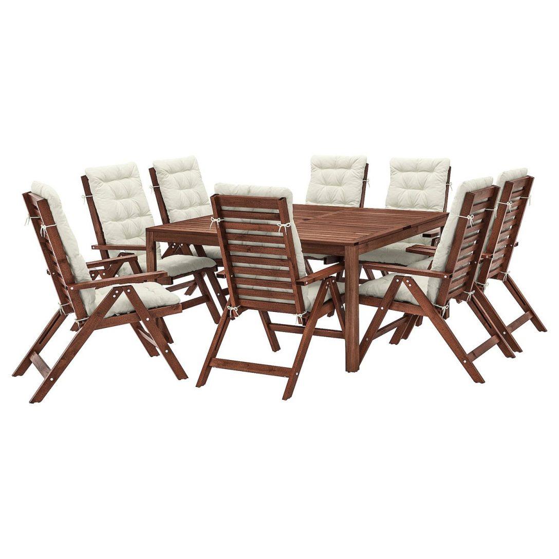 Large Size of Pplar Tisch 8 Hochlehner Auen Braun Las Ikea Miniküche Küche Kaufen Betten 160x200 Modulküche Liegestuhl Garten Sofa Mit Schlaffunktion Kosten Bei Wohnzimmer Ikea Liegestuhl