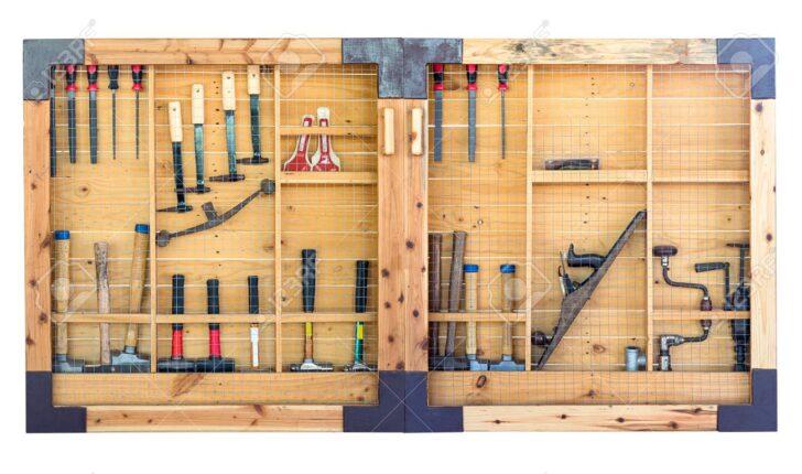 Medium Size of Werkstatt Regal Werkzeuge Hngen An Wand In Günstig Fnp Keller Grau Schräge Regale Obi Wandregal Bad Weis Holz Holzregal Küche Ohne Rückwand Schmales 30 Cm Regal Werkstatt Regal