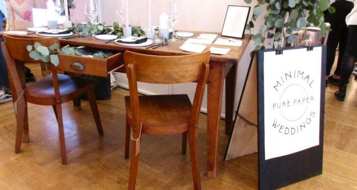 Medium Size of Rustikaler Esstisch Tisch Mit Minimalistischer Papeterie Retro Salon Cologne Und Stühle Weiss Nussbaum Vintage Designer Esstische Industrial Teppich Esstische Rustikaler Esstisch