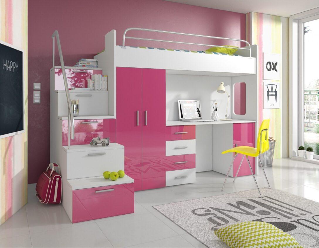 Large Size of Hochbett Pati Mit Schreibtisch Regal Kinderzimmer Weiß Regale Sofa Kinderzimmer Hochbetten Kinderzimmer