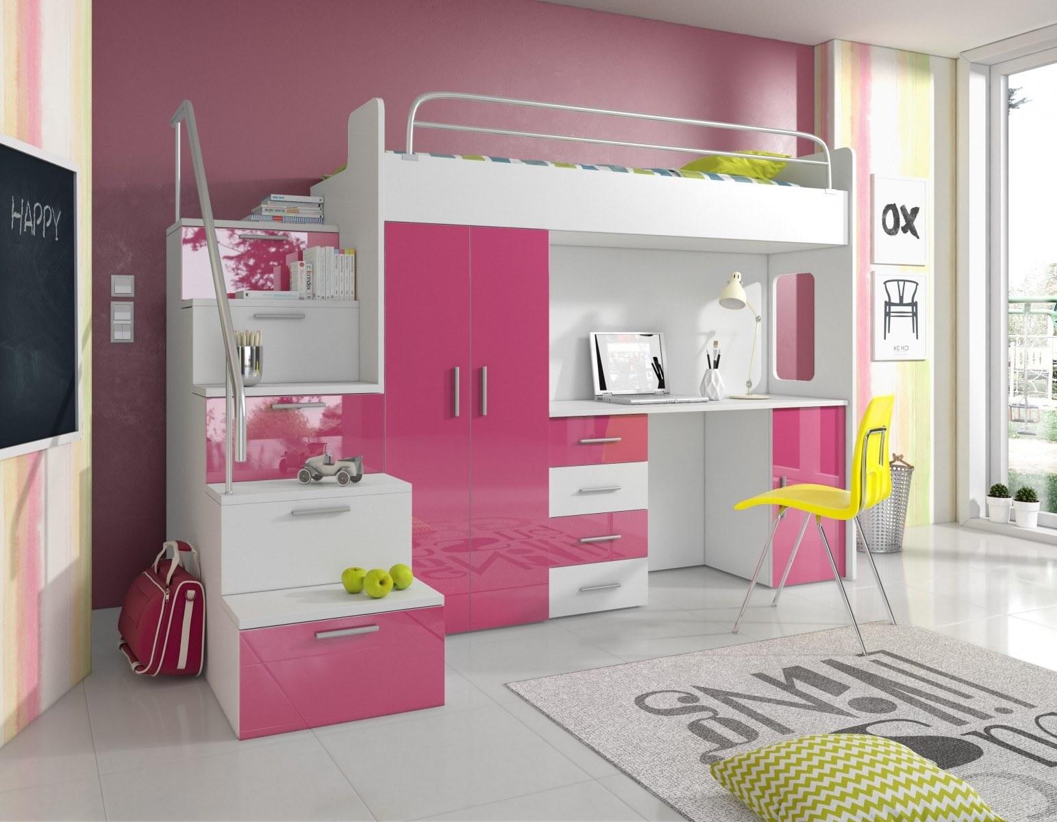 Full Size of Hochbett Pati Mit Schreibtisch Regal Kinderzimmer Weiß Regale Sofa Kinderzimmer Hochbetten Kinderzimmer