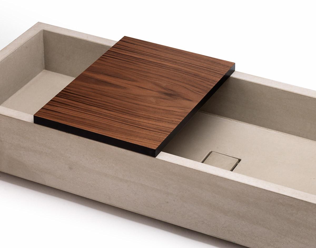 Full Size of Outdoor Waschbecken Aufsatzbrett Fr Beton Element Dade Design Küche Edelstahl Bad Badezimmer Keramik Kaufen Wohnzimmer Outdoor Waschbecken