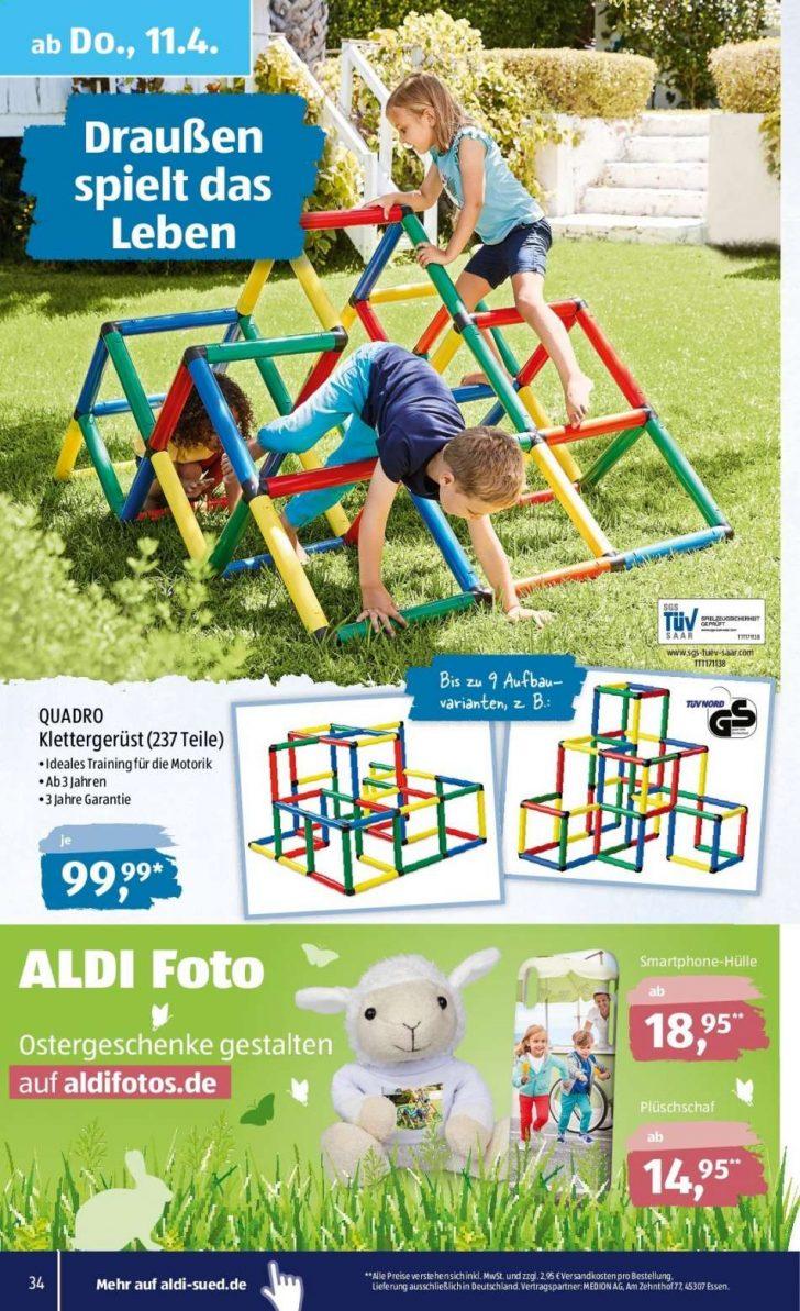 Medium Size of Quadro Klettergerüst Aldi Sd Aktuelles Prospekt 842019 1342019 Rabatt Kompass Garten Wohnzimmer Quadro Klettergerüst