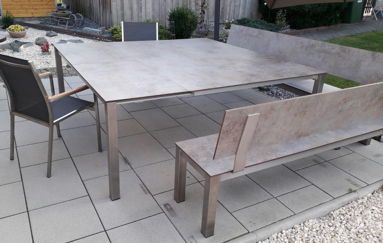 Full Size of Tischgestelle Tischplatten Nach Ma Ab Fabrik Rattan Sofa Garten Loungemöbel Holz Trennwände Holzhaus Kinderhaus Hängesessel Kugelleuchten Spielhaus Wohnzimmer Garten Eckbank
