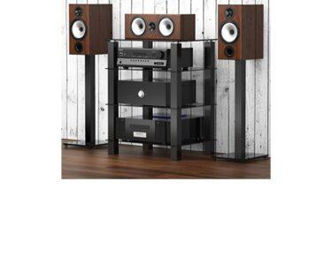 Hifi Regal Regal Kaufen Sie Das Beste Produkt Fitueyes Tv Rack Hifi Regal Audio Schran Aus Kisten Wandregal Bad Beistellregal Küche Metall Kolonialstil Kanban 25 Cm Tief