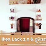 Ikea Wandregal Wohnzimmer Diy Wandregal Mein Ikea Lack 20 Gnstiger Sir Dan Smith Küche Kosten Betten 160x200 Bad Bei Miniküche Modulküche Landhaus Kaufen