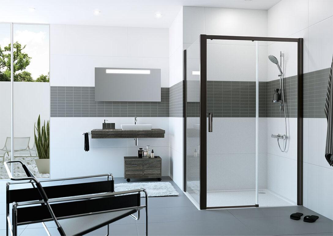 Large Size of Black Edition Schulte Duschen Werksverkauf Moderne Breuer Hüppe Dusche Sprinz Bodengleiche Kaufen Begehbare Hsk Dusche Hüppe Duschen