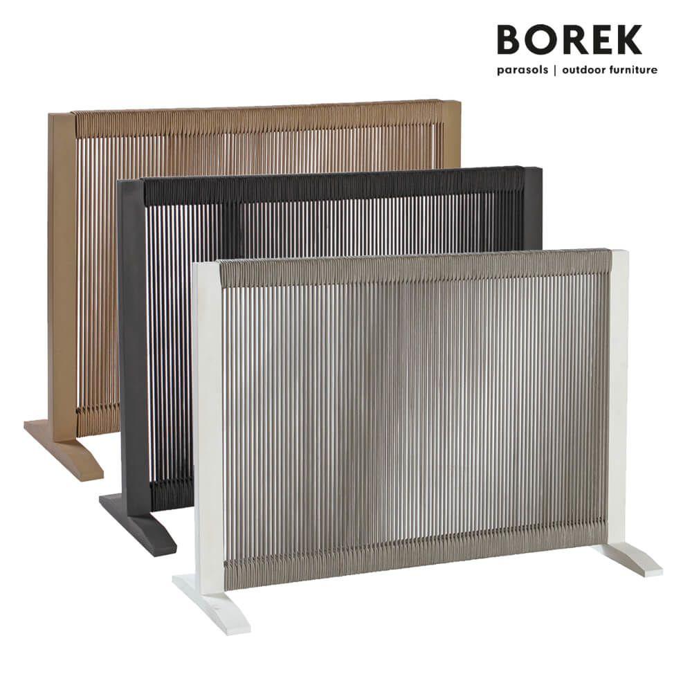 Full Size of Paravent Terrasse Borek Raumteiler Ponza Aluminium Beige Garten Wohnzimmer Paravent Terrasse