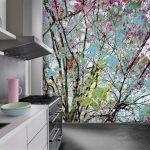 Küchentapeten Wohnzimmer Küchentapeten Fototapete