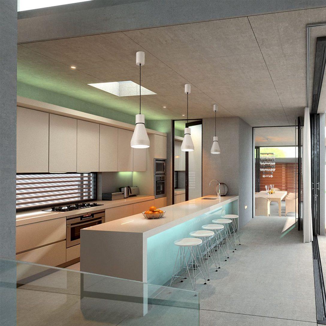 Large Size of Küchenleuchte Mantra Kos 5620 Entdecken Sie Moderne Kchenleuchte Von Wohnzimmer Küchenleuchte