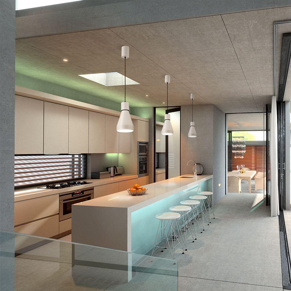Full Size of Küchenleuchte Mantra Kos 5620 Entdecken Sie Moderne Kchenleuchte Von Wohnzimmer Küchenleuchte