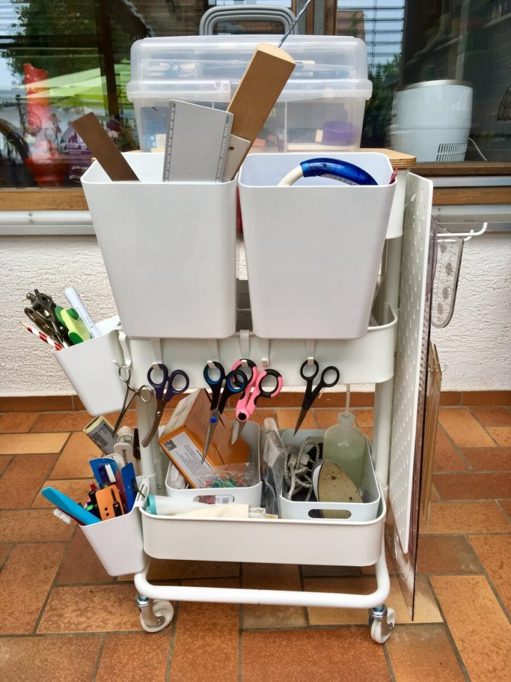 Medium Size of Ikea Rollwagen Organisation Fr Rollenden Nhwagenideen Gesucht Seite 2 Miniküche Küche Kosten Kaufen Betten 160x200 Sofa Mit Schlaffunktion Bei Bad Wohnzimmer Ikea Rollwagen