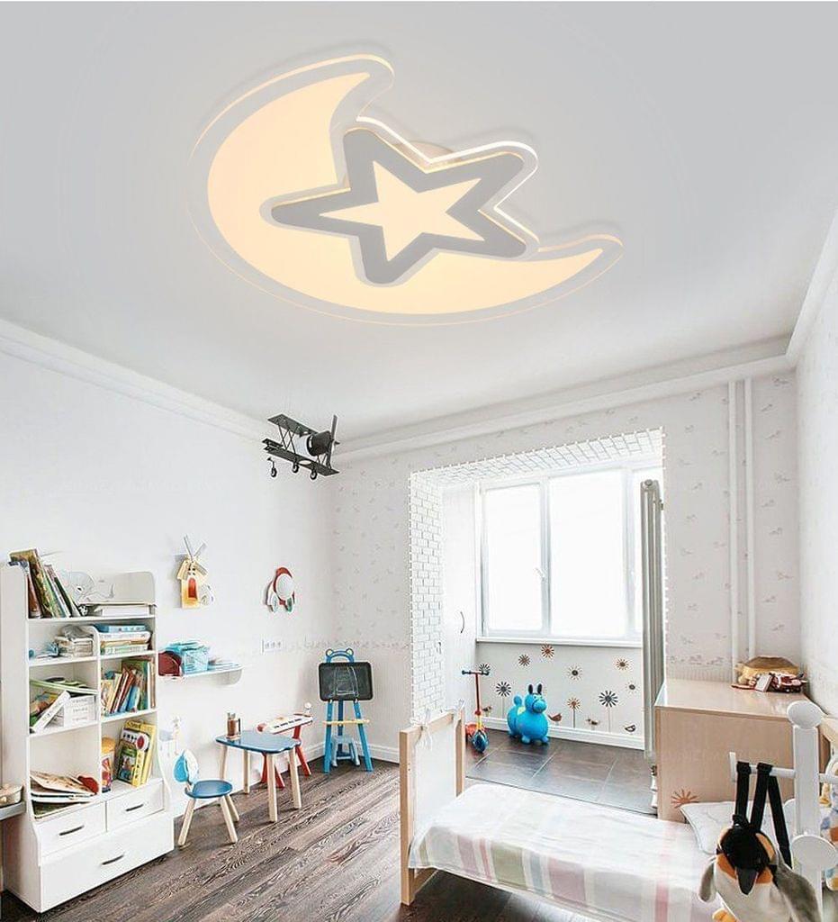 Full Size of Style Home 60w Kinderzimmer Lampe Led Deckenlampe Real Deckenlampen Wohnzimmer Modern Regal Weiß Für Sofa Regale Kinderzimmer Deckenlampen Kinderzimmer