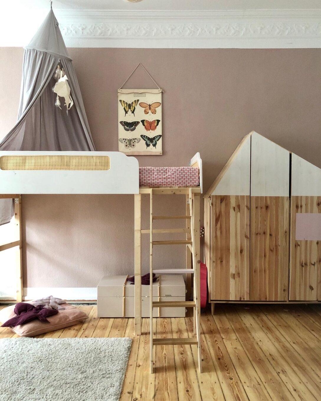 Large Size of Hochbetten Kinderzimmer Platzsparend Und Trotzdem Schn Regal Weiß Regale Sofa Kinderzimmer Hochbetten Kinderzimmer