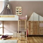 Hochbetten Kinderzimmer Platzsparend Und Trotzdem Schn Regal Weiß Regale Sofa Kinderzimmer Hochbetten Kinderzimmer
