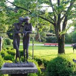 Skulptur Garten Und 2016 Baumschule Hfkes Landschaftsbau Berlin Schaukelstuhl Holzhaus Kinderspielturm Liegestuhl Loungemöbel Zeitschrift Edelstahl Ecksofa Wohnzimmer Skulptur Garten