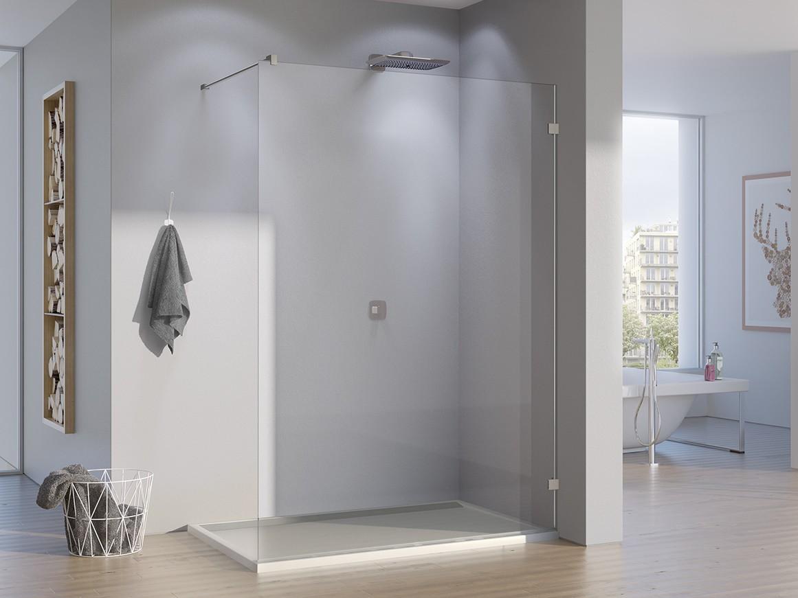 Full Size of Glastrennwand Dusche 130 200 Cm Bad Design Heizung Bodenebene Abfluss Fliesen Badewanne Mit Breuer Duschen Unterputz Armatur Einhebelmischer Ebenerdig Dusche Glastrennwand Dusche