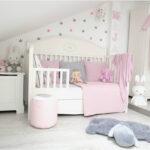 Kinderzimmer Prinzessin Kinderzimmer Kinderzimmer Prinzessin Mdchen Kate Traumhaus Regal Sofa Weiß Bett Regale Prinzessinen