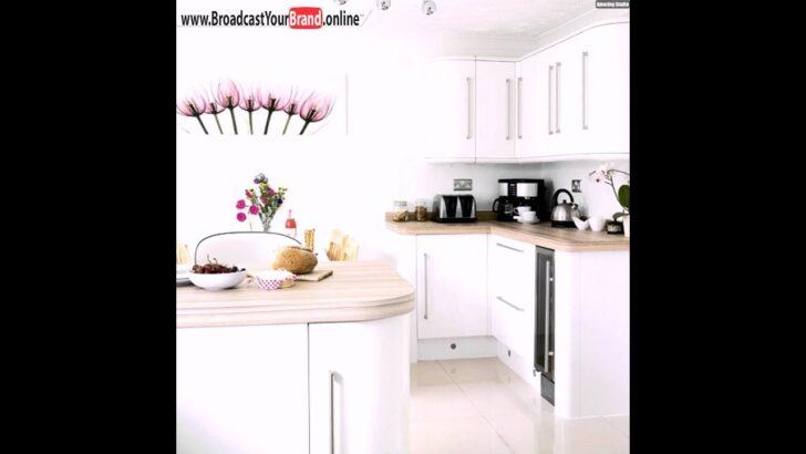 Medium Size of Wandgestaltung Kche Inspirierende Ideen Youtube Küche Einrichten Wandsticker Einlegeböden Abfallbehälter Arbeitstisch Schwarze Apothekerschrank Landküche Wohnzimmer Wandgestaltung Küche