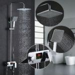 Dusche Wand Hüppe Duschen Glaswand Sprinz Glasabtrennung 80x80 Kaufen Begehbare Antirutschmatte Walkin Einhebelmischer Anal Rainshower Schiebetür Hsk Dusche Rainshower Dusche