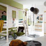Kinderzimmer Hochbett Kinderzimmer Abenteuerbett Als Hochbett Kids Paradise Fr Ihr Kinderzimmer Regal Sofa Weiß Regale