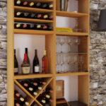 Wein Regal Regal Weinregal Klein Design Paletten Diy Coop Schwarz Stahl Metall Amazon Weinregale Holz Sobuy Selber Bauen Einfach Palette Anleitung Schwarzbraun Vcm Wein