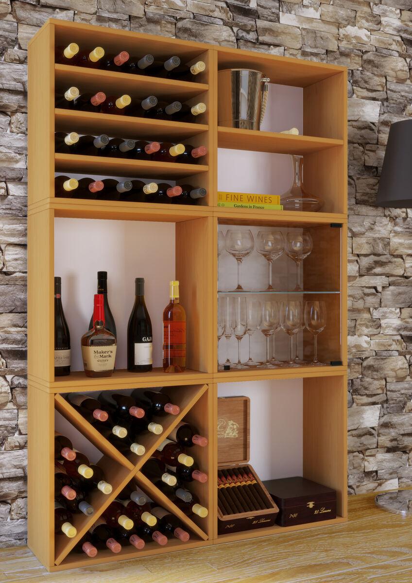 Full Size of Weinregal Klein Design Paletten Diy Coop Schwarz Stahl Metall Amazon Weinregale Holz Sobuy Selber Bauen Einfach Palette Anleitung Schwarzbraun Vcm Wein Regal Wein Regal