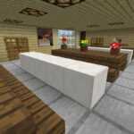 Minecraft Küche Esszimmer In Bauen Bauideende Bodenbelag Glasbilder Sitzecke Ikea Kosten Komplettküche Wanddeko Zusammenstellen Kaufen Abluftventilator Wohnzimmer Minecraft Küche