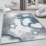 Teppiche Kinderzimmer Kinderteppich Teppich Br Wolken Stern Angeln Grau Regal Weiß Sofa Regale Wohnzimmer Kinderzimmer Teppiche Kinderzimmer