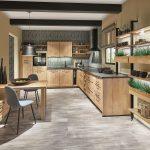 Holzküchen Wohnzimmer Holzkchen Ms Einbaukchen So Wird Ihre Kche Zum Wohlfhlort