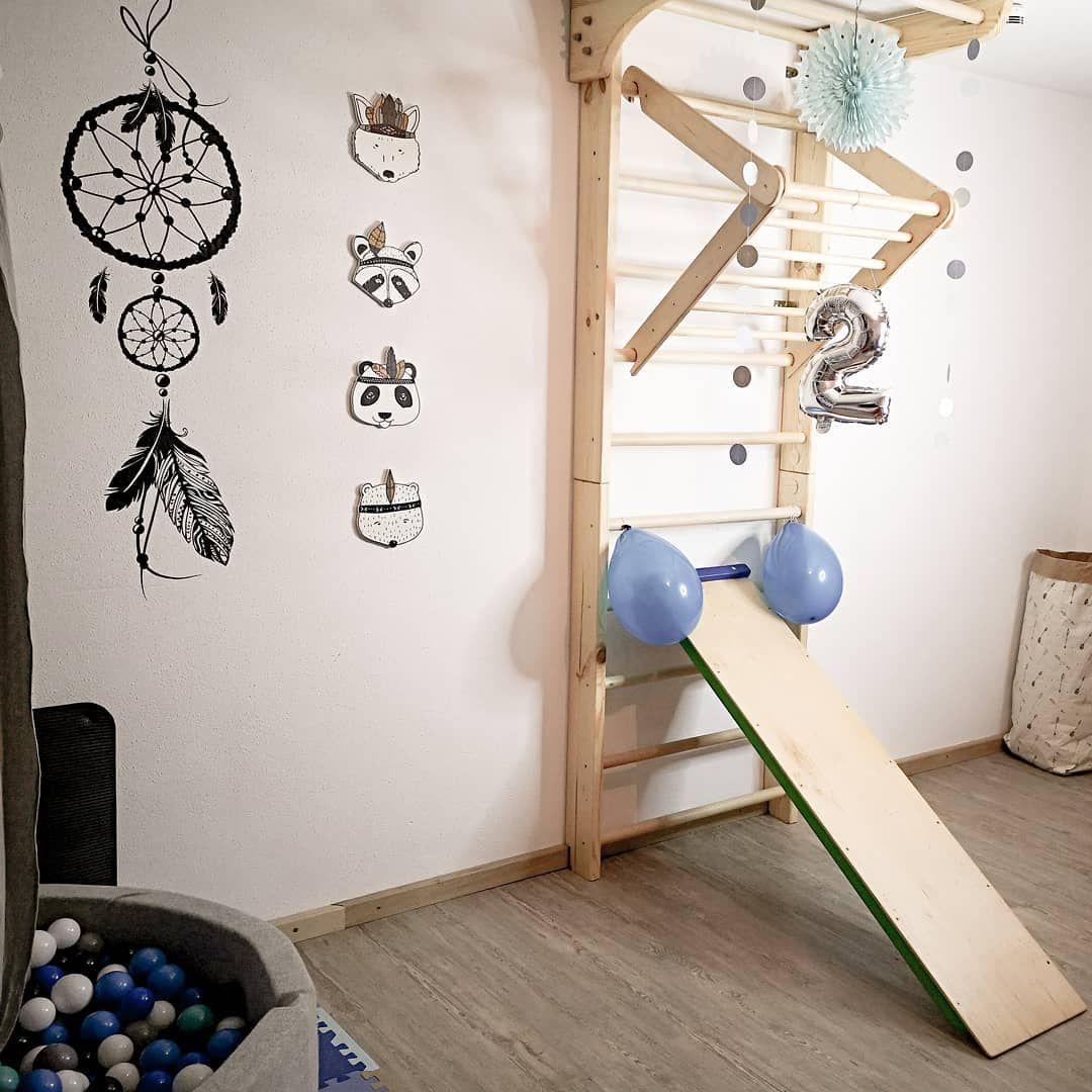Full Size of Sprossenwand Im Kinderzimmer Ein Tolles Sofa Regal Weiß Regale Kinderzimmer Sprossenwand Kinderzimmer