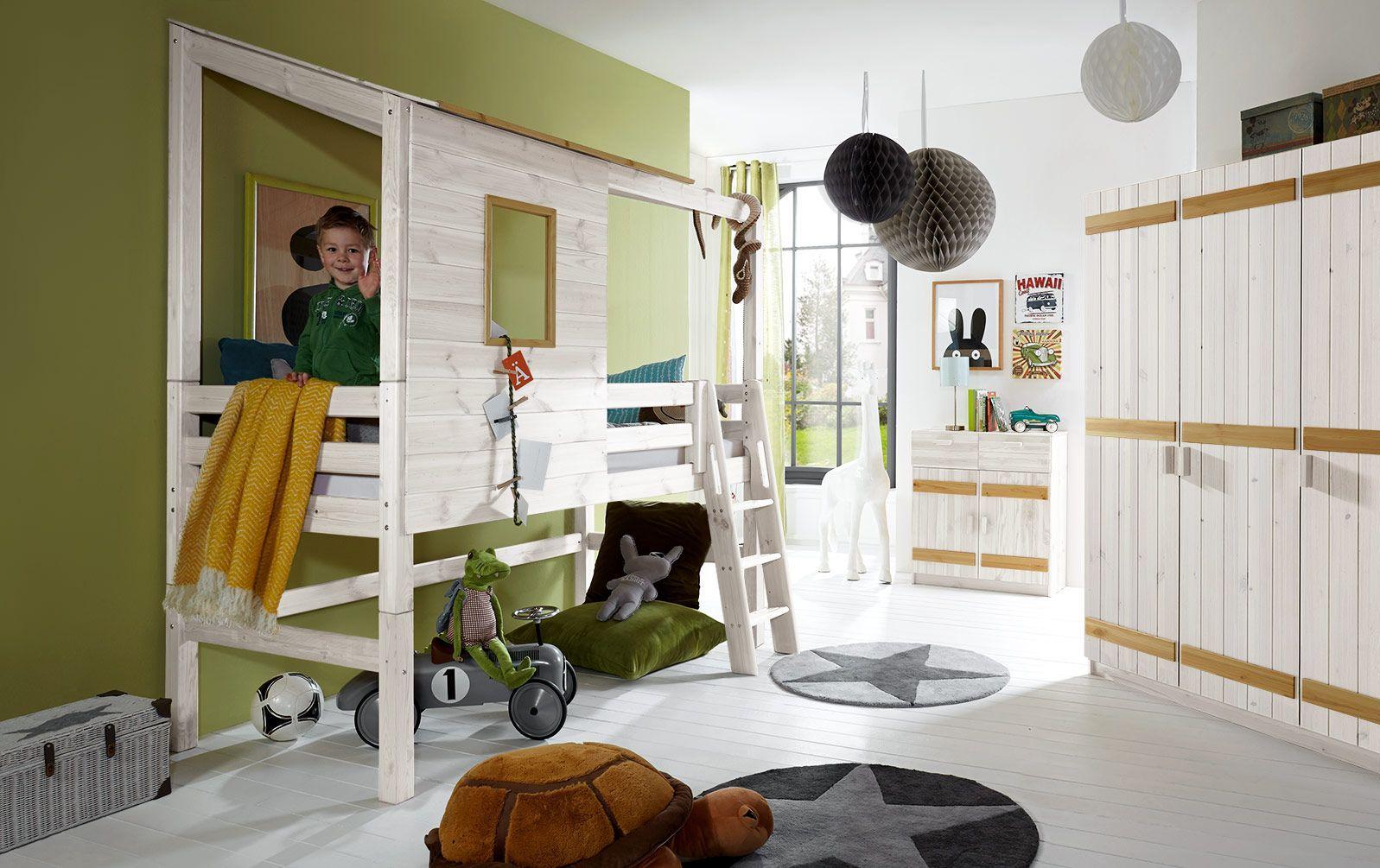 Full Size of Hochbett Kinderzimmer Abenteuerbett Als Kids Paradise Fr Ihr Regal Sofa Weiß Regale Kinderzimmer Hochbett Kinderzimmer