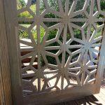 Paravent Terrasse Wohnzimmer Paravent Terrasse Bois Rustique Tendance De Lanne Claustras En Garten