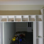 Schritt 1 Der Anfang Bauarbeiten The Ikea Billy Project Regal Für Dachschräge Regale Aus Europaletten Gebrauchte 30 Cm Breit Tisch Kombination Weißes Regal Regal Zum Aufhängen