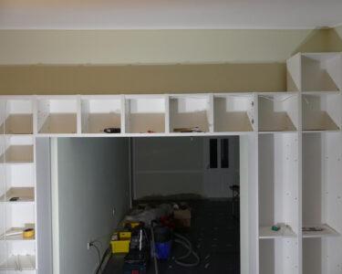 Regal Zum Aufhängen Regal Schritt 1 Der Anfang Bauarbeiten The Ikea Billy Project Regal Für Dachschräge Regale Aus Europaletten Gebrauchte 30 Cm Breit Tisch Kombination Weißes