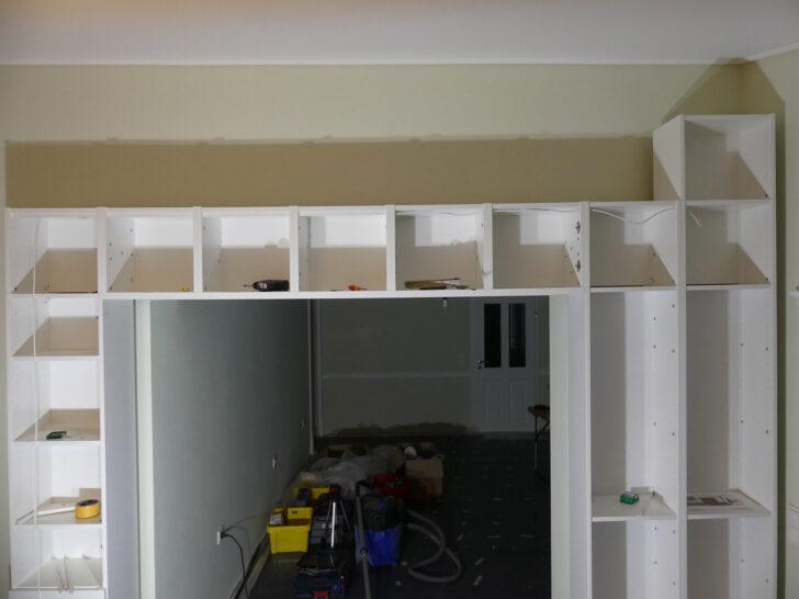 Medium Size of Schritt 1 Der Anfang Bauarbeiten The Ikea Billy Project Regal Für Dachschräge Regale Aus Europaletten Gebrauchte 30 Cm Breit Tisch Kombination Weißes Regal Regal Zum Aufhängen
