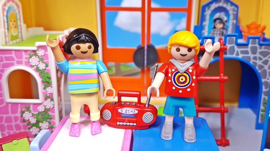 Large Size of Playmobil Frhliches Kinderzimmer Neu 9270 Pink 6556 Blau Vinyl Fürs Bad Körbe Für Badezimmer Fliesen Wickelbrett Bett Klebefolie Fenster Such Frau Sprüche Kinderzimmer Kinderzimmer Für Jungs