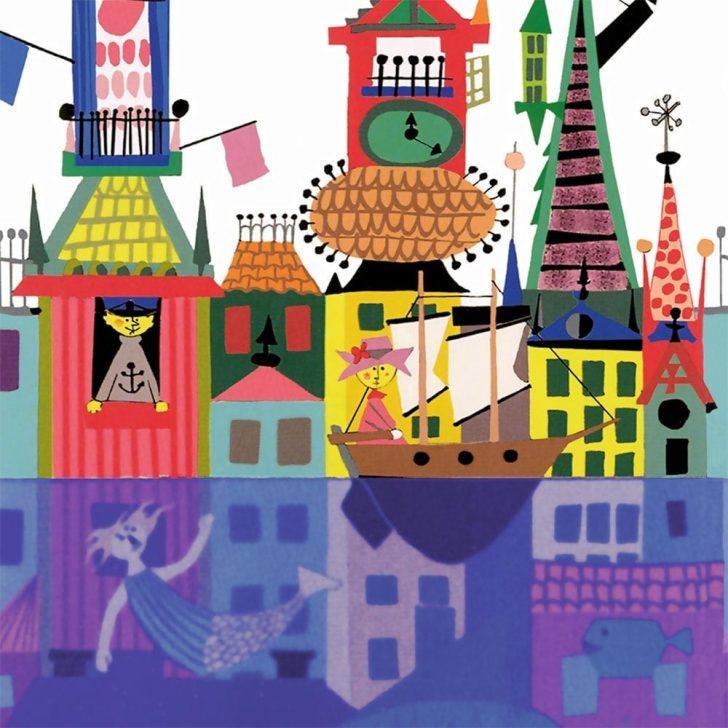 Medium Size of Kinderzimmer Tapete Borstapeter Slunda Multi Gratis Versand Fototapete Wohnzimmer Regal Fototapeten Tapeten Ideen Küche Modern Regale Schlafzimmer Sofa Für Wohnzimmer Kinderzimmer Tapete