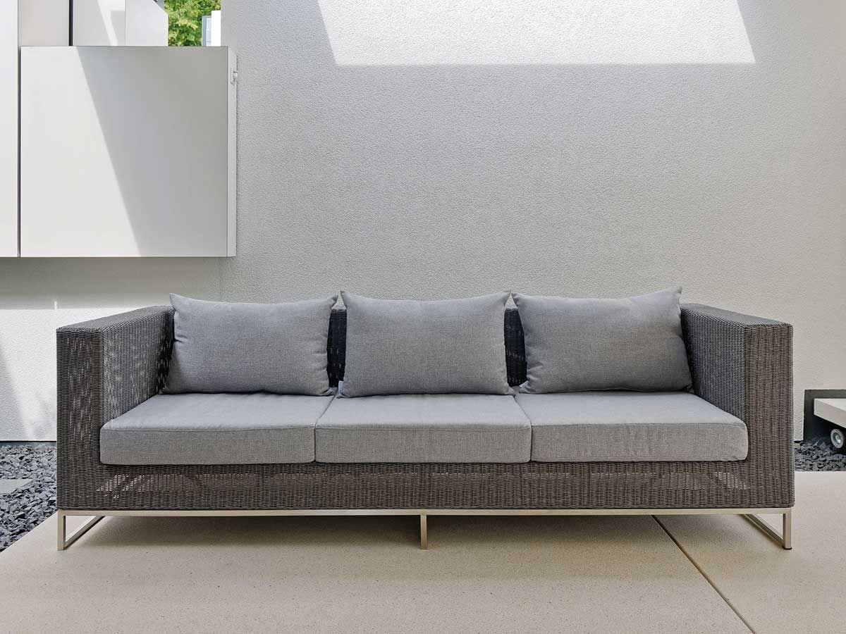 Full Size of Lounge Sofa Outdoor Wetterfest Couch Ikea Stern Gartensofa Loungesofa 3 Sitzer Fontana Geflecht Basaltgrau Mit Schlaffunktion Dauerschläfer Küche Kaufen Wohnzimmer Outdoor Sofa Wetterfest